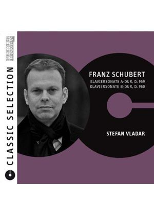 Schubert: Klaviersonaten (Music CD)
