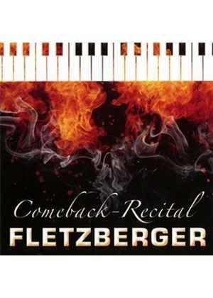 Comback Recital (Music CD)