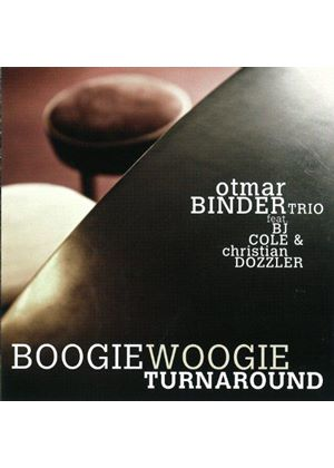 Otmar Binder Trio - Boogiewoogie Turnaround (Music CD)