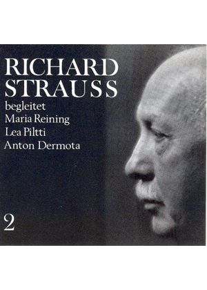 R.Strauss accompanies Reining,Dermota and Piltti