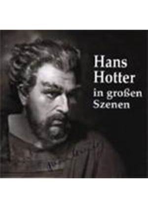 Hans Hotter in Great Operatic Scenes