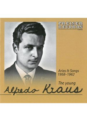 Young Alfredo Kraus (Music CD)