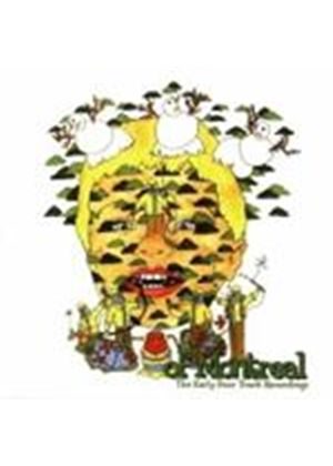 Of Montreal - Early Four Track Recordings, The (Music CD)