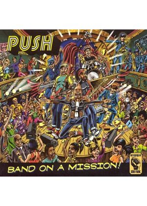 Push - Band on a Mission! (Music CD)