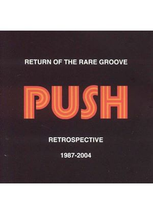 Push - Retrospective (Music CD)