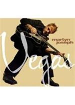 Martyn Joseph - Vegas (Music CD)