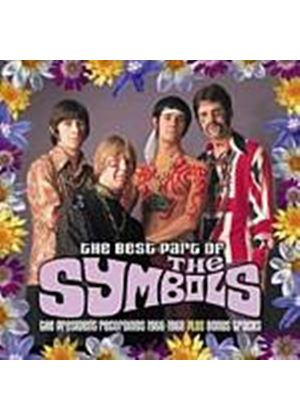 The Symbols - The Best Part Of (Music CD)