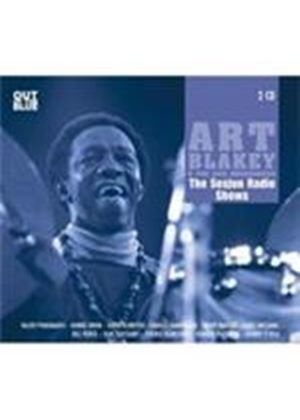 Art Blakey - Sesjun Radio Shows, The (Music CD)