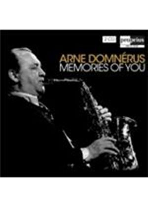 Arne Domnerus - Memories Of You (Music CD)