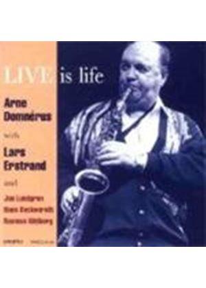 Arne Domnerus - Live Is Life