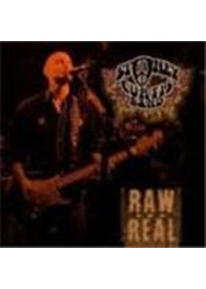 Stoney Curtis Band - Raw And Real (Music CD)