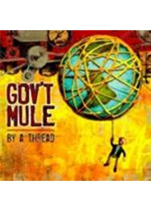 Gov't Mule - By A Thread (Music CD)