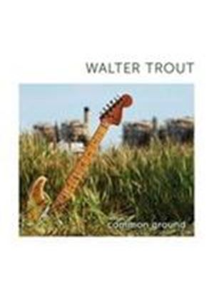 Walter Trout - Common Ground (Music CD)
