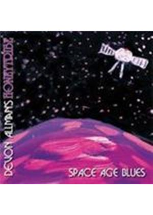 Devon Allman's Honeytribe - Space Age Blues (Music CD)