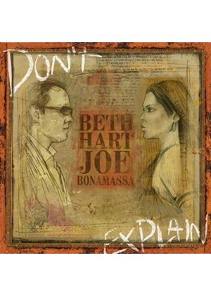 Beth Hart - Don't Explain (Music CD)