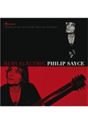 Philip Sayce - Ruby Electric (Music CD)