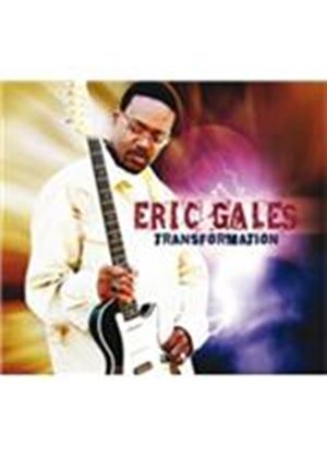 Eric Gales - Transformation (Music CD)