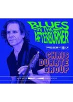 Chris Duarte - Blues in the Afterburner (Music CD)