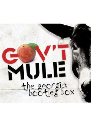 Gov't Mule - Georgia Bootleg Box (Music CD)