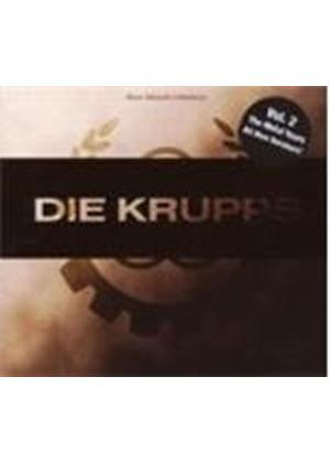 Die Krupps - Too Much History - Metal Years (Music Cd)