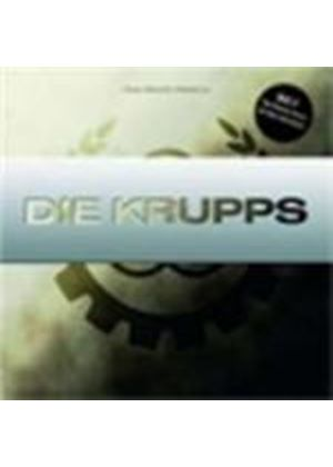 Die Krupps - Too Much History - Electro Yrs (Music Cd)