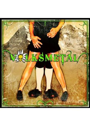 Volksmetal - Volksmetal (Music CD)