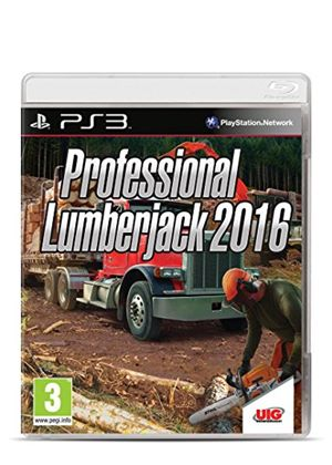 Professional Lumberjack 2016 (PS3)