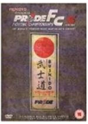 Pride Bushido 1-5 Box Set (DVD)