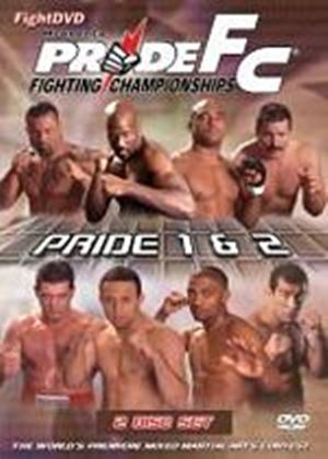 Pride FC 1 And 2 (Two Discs)