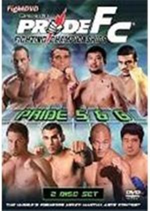 Pride 5 And 6(2 Disc)