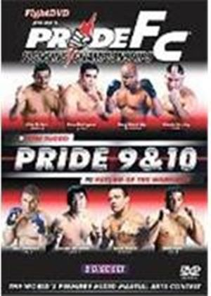 Pride 9 And 10(2 Disc)