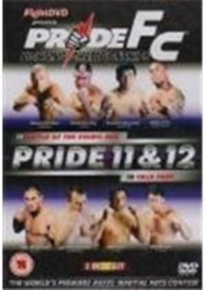 Pride 11 And 12(2 Disc)