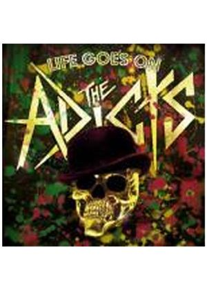Adicts (The) - Life Goes On (Music CD)