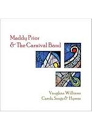 Maddy Prior & The Carnival Band - Vaughan Williams - Carols Songs And Hymns (Music CD)