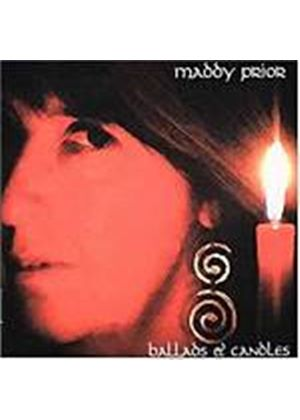 Maddy Prior - Ballads And Candles (Music CD)