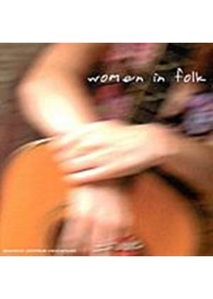 Various Artists - Women In Folk (Music CD)