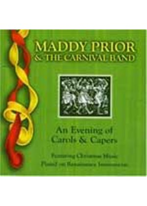 Maddy Prior And The Carnival Band - An Evening Of Carols (Music CD)