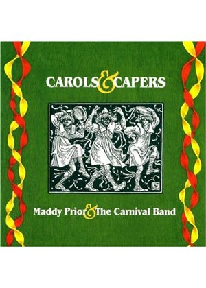 Maddy Prior - An Evening of Carols and Capers (Music CD)