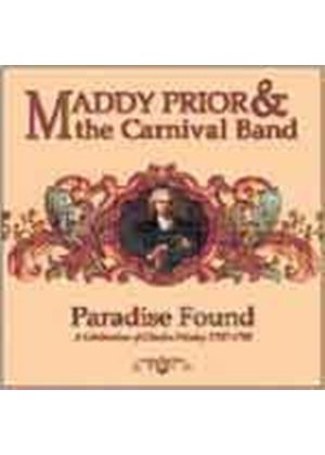 Maddy Prior And The Carnival Band - Paradise Found (Music CD)