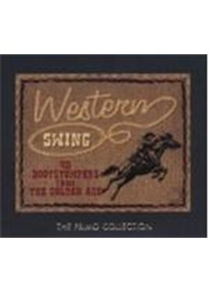 Various Artists - Western Swing - 40 Bootstompers From The Golden Age