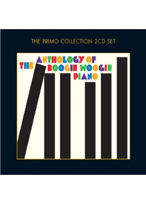 Various Artists - Anthology Of Boogie Woogie Piano, The