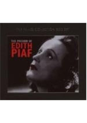 Edith Piaf - PASSION OF EDITH PIAF 2CD