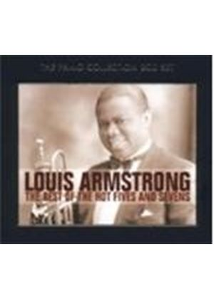 Louis Armstrong - The Best Of The Hot Fives And Sevens (Music CD)