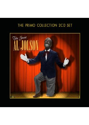Al Jolson - The Great Al Jolson (Music CD)