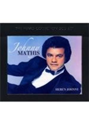 Johnny Mathis - Here's Johnny (Music CD)