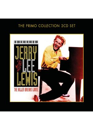 Jerry Lee Lewis - Killer Breaks Loose, The (Music CD)