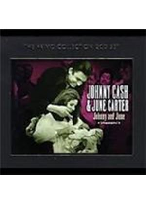 Johnny Cash & June Carter - Johnny And June (Music CD)