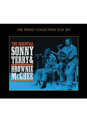 Sonny Terry & Brownie McGhee - Essential, The (Music CD)