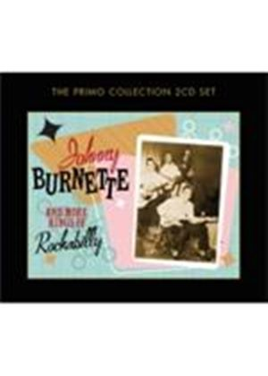 Various Artists - Johnny Burnette And More Kings Of Rockabilly (Music CD)