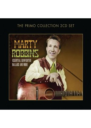 Marty Robbins - Gunfighter Ballads And More (Music CD)